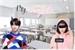 Fanfic / Fanfiction My angel-Jeon jungkook