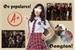 Fanfic / Fanfiction Os populares! (BTS)