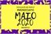 Fanfic / Fanfiction Maio 2020 Mondesafio