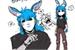 Fanfic / Fanfiction Meu coelhinho azul