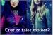 Fanfic / Fanfiction True or false mother-Descendentes