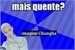Fanfic / Fanfiction Será azul a cor mais quente? - imagine Chungha