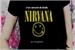 Fanfic / Fanfiction A tua camiseta da banda Nirvana