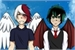 Fanfic / Fanfiction Angels and demons (Tododeku e Kiribaku)