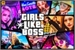 Fanfic / Fanfiction Girls Like Boss! - Imagine TWICE (G!P)