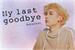 Fanfic / Fanfiction My last goodbye - Bang Chan