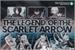 Fanfic / Fanfiction The Legend of the Scarlet Arrow