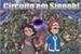 Fanfic / Fanfiction Pokemon Jornadas - Circuito em Sinnoh