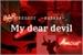 Fanfic / Fanfiction My dear devil - Oneshot