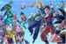 Fanfic / Fanfiction Dragon Ball Super: Ascensão dos Saiyajins.