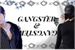 Fanfic / Fanfiction Gangster e Gangster - Imagine Kim Taehyung
