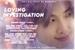 Fanfic / Fanfiction Loving Investigation (Imagine Kim Namjoon)