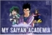 Fanfic / Fanfiction My Saiyan Academia - The Real Hero!