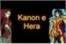 Fanfic / Fanfiction Kanon e Hera - Um Romance Inesperado