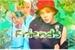 Fanfic / Fanfiction Friends ( Vmin Friends Mpreg)