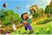 Fanfic / Fanfiction Minecraft: A História