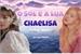 Fanfic / Fanfiction O Sol e a Lua (Chaelisa)