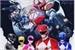 Fanfic / Fanfiction Power Rangers Ano 1.