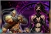 Fanfic / Fanfiction Mortal Kombat: Realm Warriors