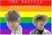 Fanfic / Fanfiction Uma baitola apaixonada (Taekook-Vkook)