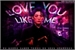 Fanfic / Fanfiction Love You Like Me - Jeon Jungkook (HOT)