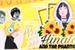 Fanfic / Fanfiction Hinata and The Phantoms