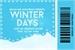 Fanfic / Fanfiction Winter Days