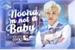 Fanfic / Fanfiction Noona, I'm Not a Baby - Na Jaemin