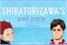 Fanfic / Fanfiction Shiratorizawa's pool party