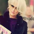 Usuário: MirandaPriestly